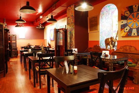 Ресторан Джаганнат - фотография 1