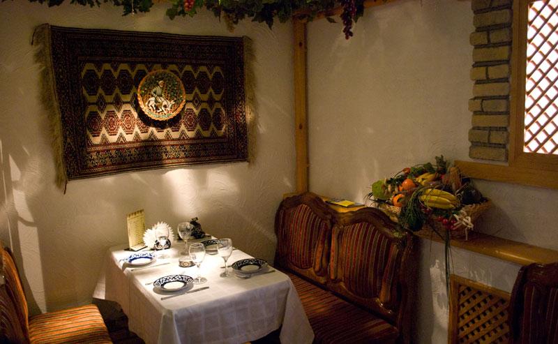 Ресторан Малика - фотография 1