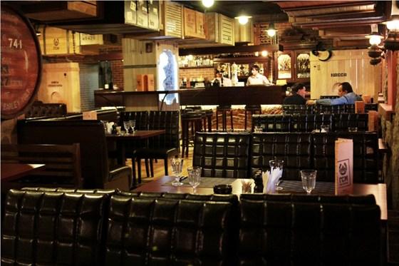 Ресторан ГСМ - фотография 5 - ГСМ БАР