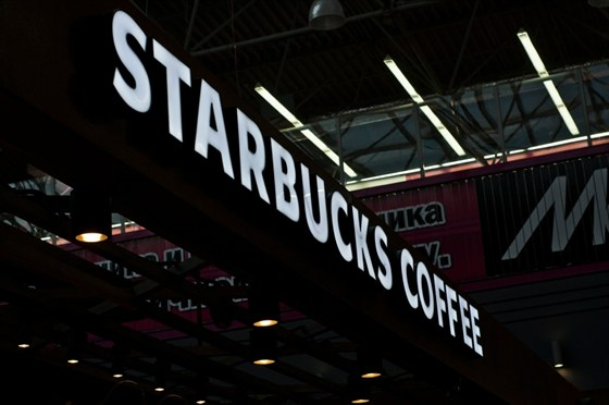 Ресторан Starbucks - фотография 1 - Лучший кофе здесь!
