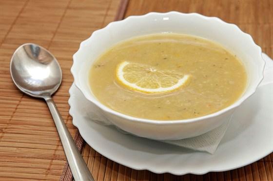 Ресторан Бейрут  - фотография 19 - Суп из чечевицы