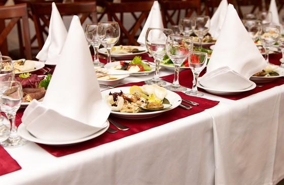 Ресторан Самсон - фотография 2 - Банкет