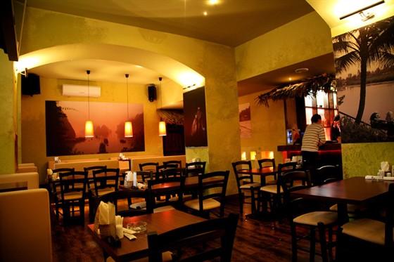 Ресторан Vietcafé - фотография 2 - VietCafe ул.Б.Якиманка 31