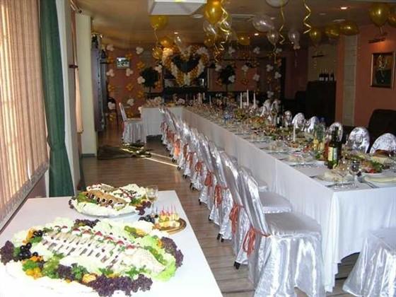 Ресторан Сэт а муа - фотография 4 - Малый зал