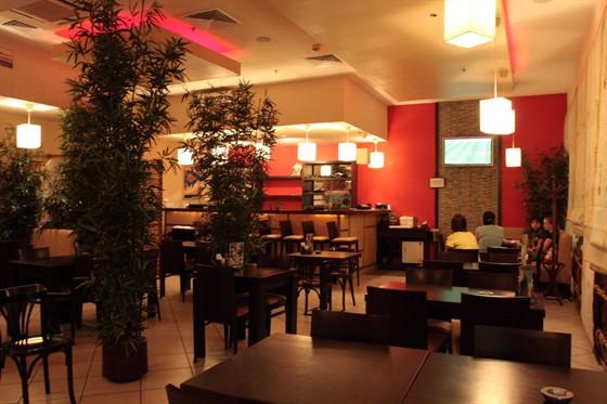 Ресторан Микатори - фотография 3 - японский зал_2
