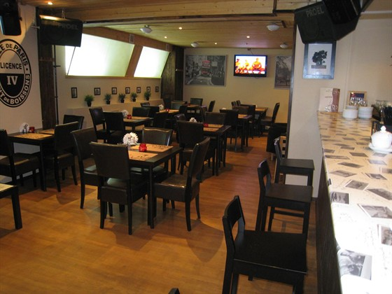Ресторан 34 - фотография 3 - бар