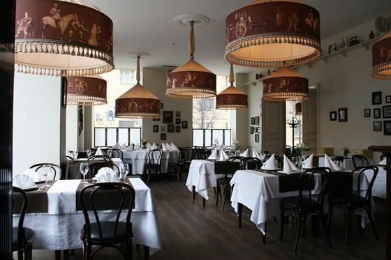 Ресторан Шаляпин - фотография 13