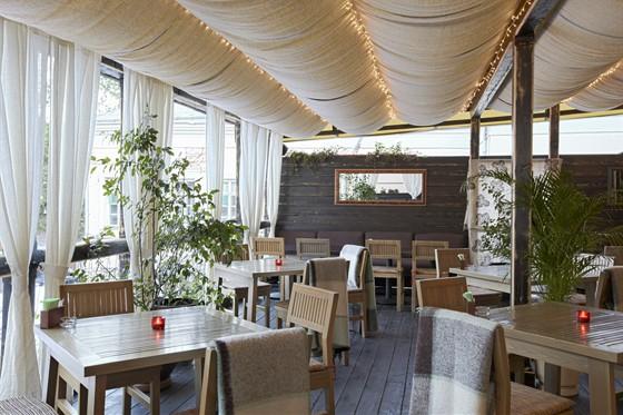 Ресторан Дайкон - фотография 9