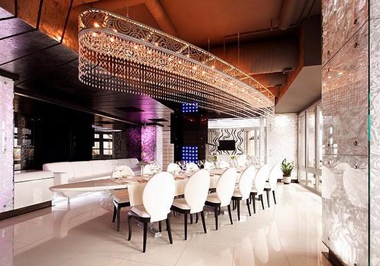 Ресторан Sky Lounge - фотография 10 - Sky Lounge Пентхаус 23 этаж