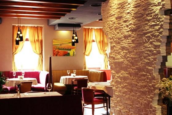 Ресторан Vino di vino - фотография 1 - ristorante Vino di Vino