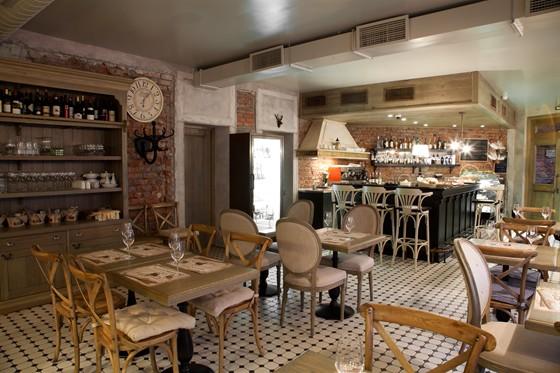 Ресторан Денисов и Николаев - фотография 2