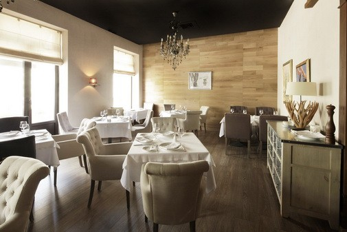 Ресторан In Vino - фотография 19 - Второй этаж (вид 3)