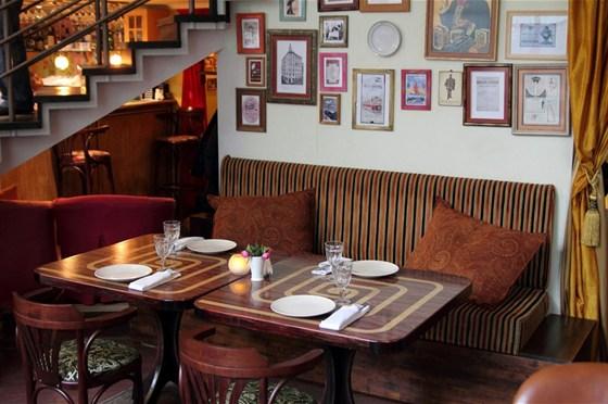 Ресторан Букле - фотография 3