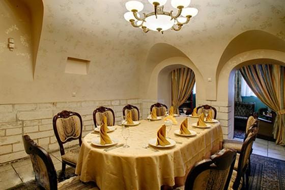 Ресторан Табурет - фотография 9 - VIP Зал