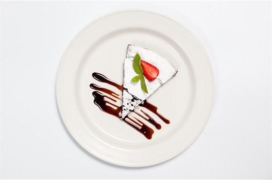 Ресторан Всякая всячина - фотография 11 - Шоколадный торт
