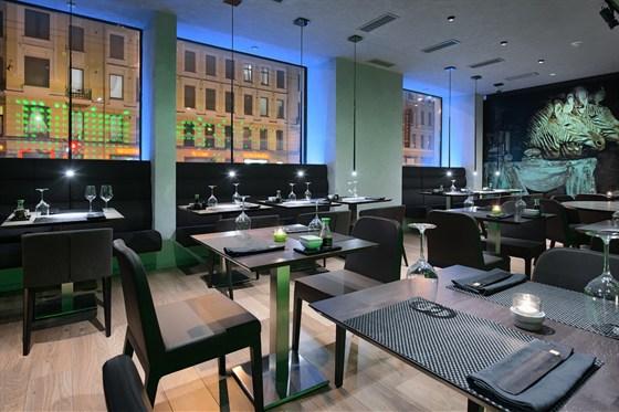 Ресторан Yuzu - фотография 14