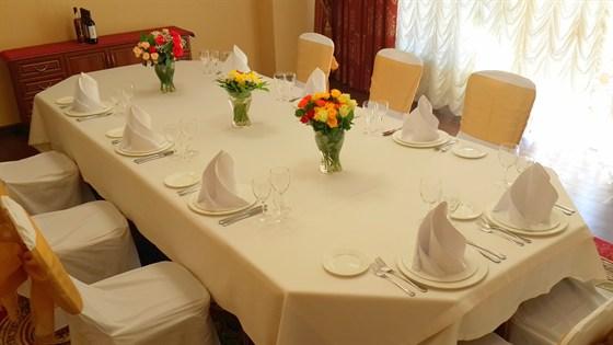 Ресторан Шереметьевский - фотография 15 - зал Тимирязевский на 12 человек