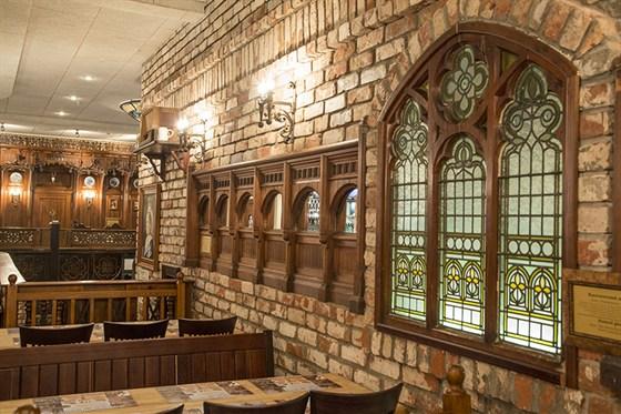 Ресторан Максимилианс - фотография 37