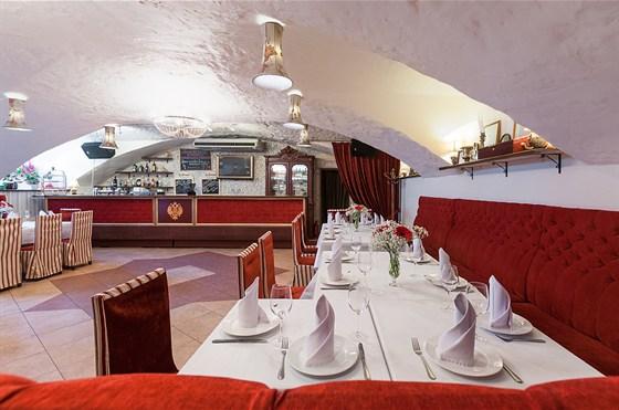 Ресторан Распутин - фотография 20 - Кафе Распутин/Rasputin cafe
