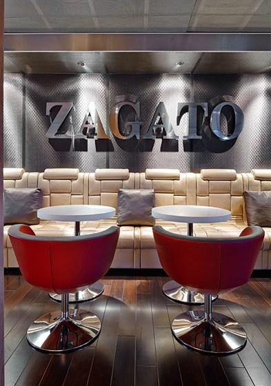 Ресторан Zagato Moscow Space - фотография 2