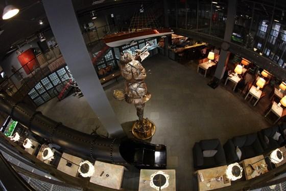 Ресторан Рукав - фотография 9