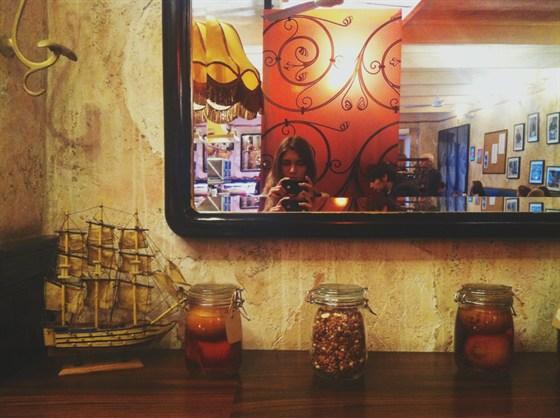 Ресторан Братья Караваевы - фотография 2 - Instagram Alice Grigoriadi