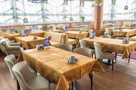 Ресторан Вгости - фотография 4