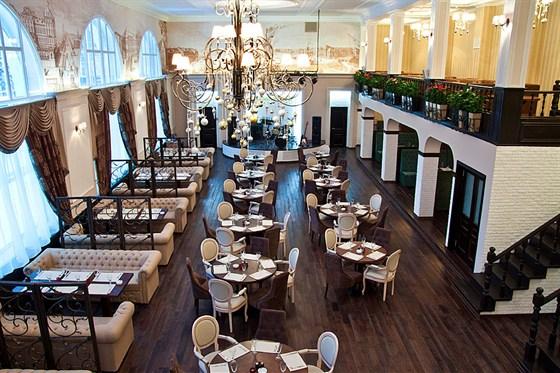 Ресторан Ломоносов - фотография 16