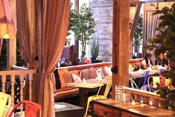 Ресторан Прожектор - фотография 29