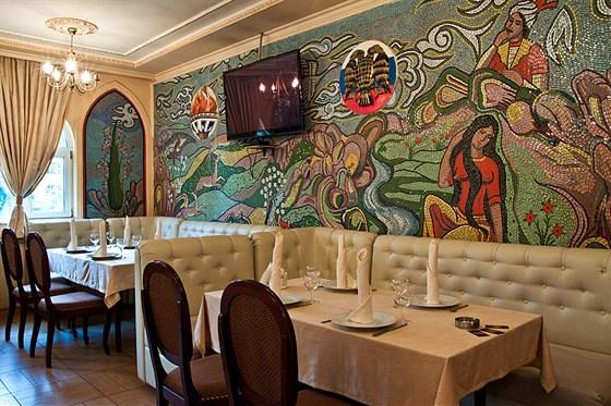 Ресторан Хамса - фотография 7