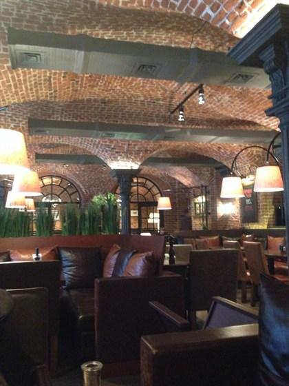 Ресторан Бутчер - фотография 10 - Интерьер