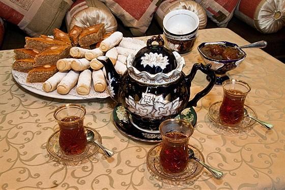 Ресторан Жажда вкуса - фотография 21 - Восточные сладости