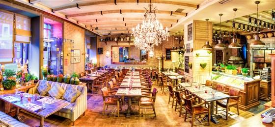 Ресторан Lookcafé - фотография 11