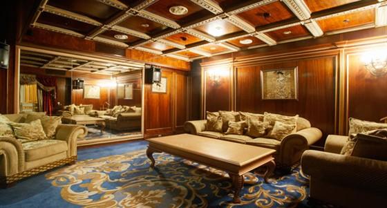 Ресторан Le rouge - фотография 7 - vip room