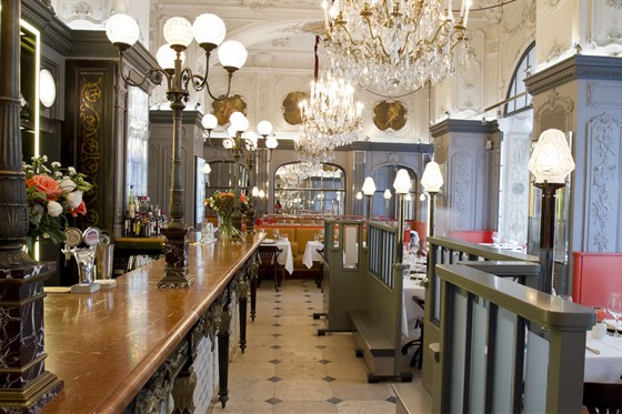 Ресторан Brasserie Мост - фотография 33