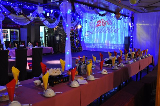 Ресторан Bich Cau - фотография 9 - Новогоднее корпоративное мероприятие в ресторане Бик-Кау, 2013