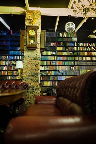 Ресторан Библиотека - фотография 1