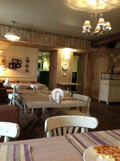 Ресторан Южное - фотография 12 - Зал для некурящих:)