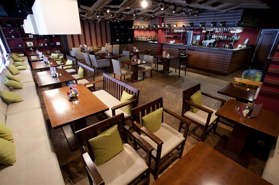 Ресторан Мишки - фотография 1 - 1 этаж - суши-бар