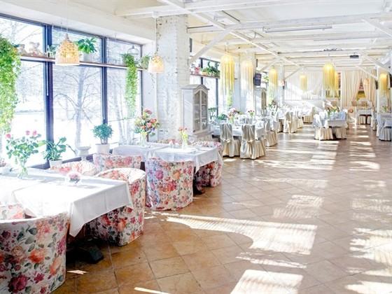Ресторан Веранда - фотография 16