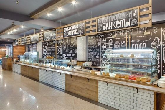 Ресторан Casual Café - фотография 1