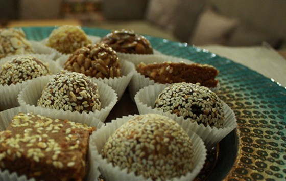Ресторан Йогадом - фотография 1 - Ведические сладости