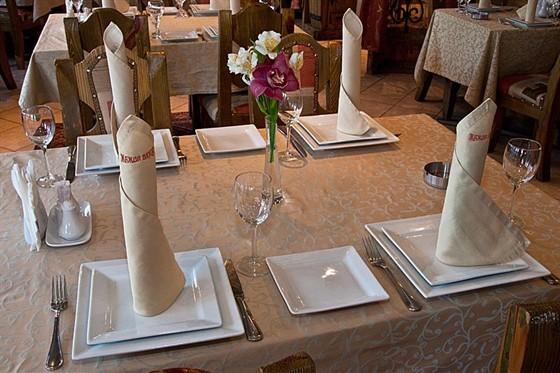 Ресторан Жажда вкуса - фотография 27 - Зал. 2-й Этаж