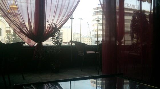 Ресторан Saray - фотография 1 - вид на веранде