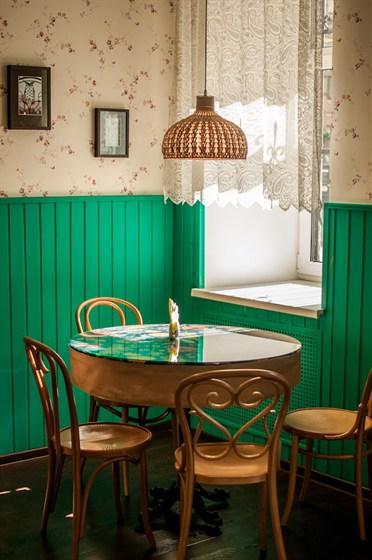 Ресторан Сова - фотография 1 - Основной зал