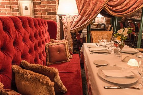 Ресторан Pinot noir - фотография 1 - Уютно!