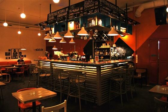 Ресторан Пир О.Г.И. - фотография 13