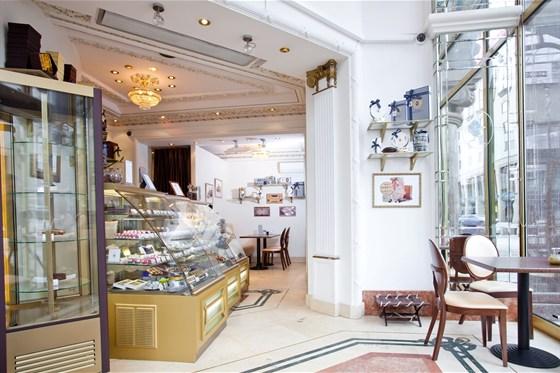 Ресторан Debauve & Gallais - фотография 2