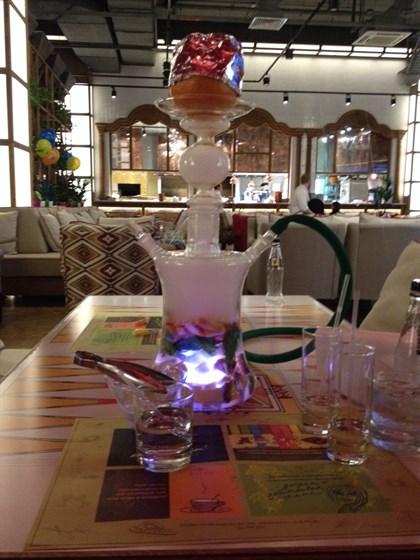 Ресторан Djinn - фотография 1