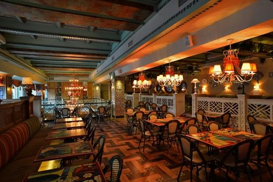 Ресторан Грабли - фотография 7 - грабли